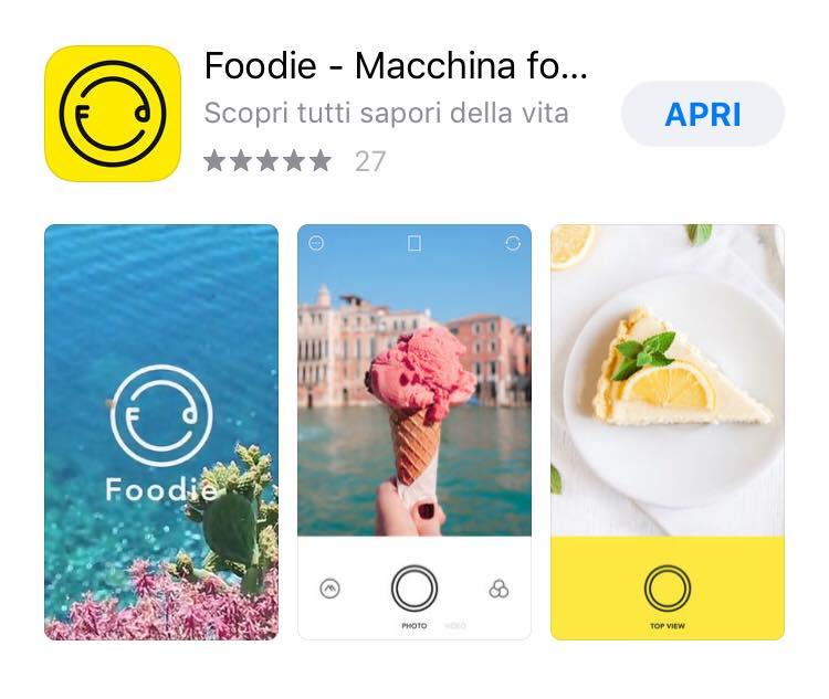 app per creare effetti a tema filtri