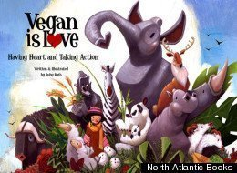 Vegan is Love by Ruby Roth