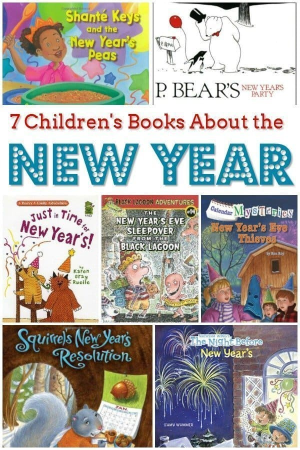 7 Children's Books About the New Year