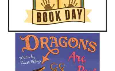 Dragons Are Real by Valarie Budayr #ReadYourWorld