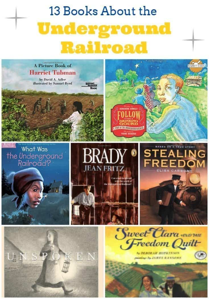13 Books About the Underground Railroad