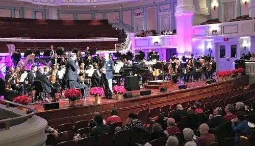 Carmel Symphony Orchestra Performance