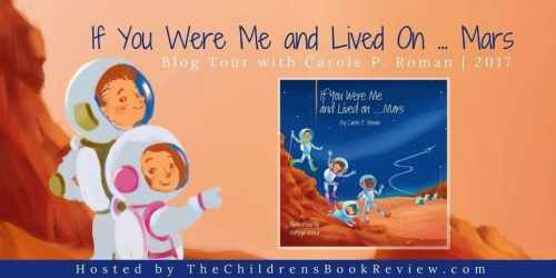 If You Were Me and Lived on Mars Book Tour