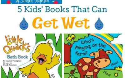 5 Children's Books That Can Get Wet