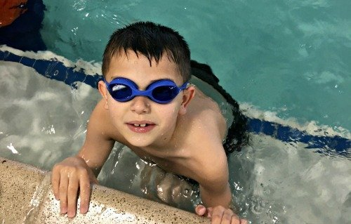 Goldfish Swim School Swimmer