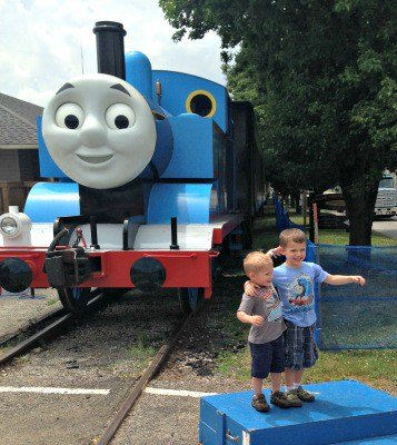Day Out With Thomas Indiana