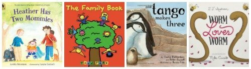 LGBTQ Picture Books