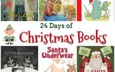 24 Days of Christmas Books