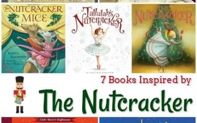 7 Children's Books Inspired by The Nutcracker Ballet