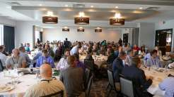 2017-annual-meeting-Lunch-Crowd