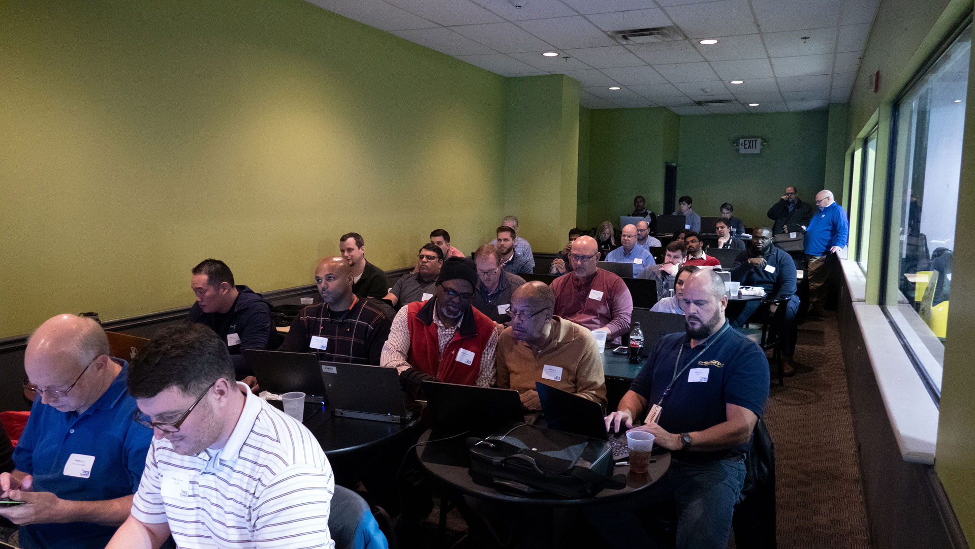 ITSGA-DEC-2018-Training-Crowd2