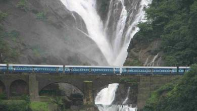 Photo of Dudhsagar Waterfalls – The legend of Sugared Milk