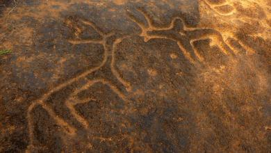 Photo of ROCK CARVING