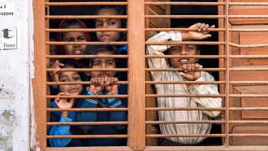 """Photo of MoI: """"At stake is the future of children in a globalised world"""""""