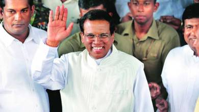 Photo of Sri Lankan President visits Basilica of Bom Jesus in Goa