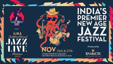 Photo of Goa International Jazz Live Festival November 26th & 27th