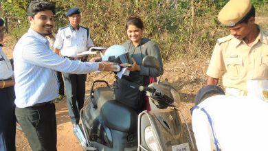 Photo of Guardian angels on Goan roads