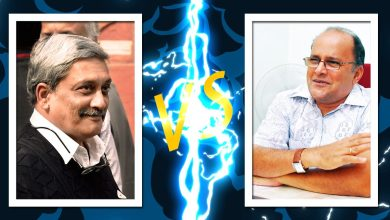 Photo of Aires to take on Parrikar?