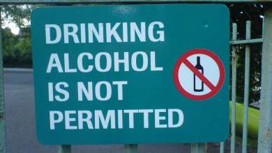 Photo of Now get arrested for drinking in Goa ?