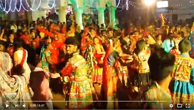 Dandiya Raas in Goa