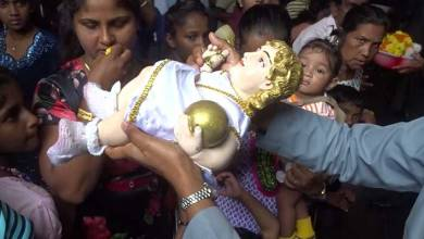 Photo of Colva Fama – The feast of Menino (Infant) Jesus