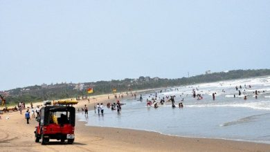 Photo of Miramar Beach – Panjim's well-known hotspot for locals and tourists