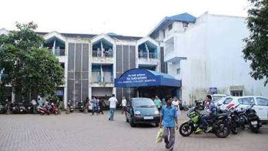 Photo of Separate lines for Goans and non-Goans at the GMC, outsiders to be charged for treatment