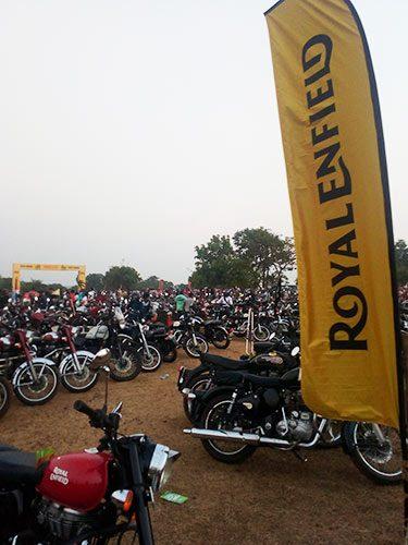 Royal Enfield Ridermania