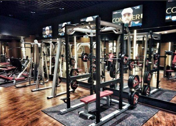 Fitness Bar