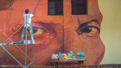 Photo of Street art makes its debut in Goa with the St+art Goa project