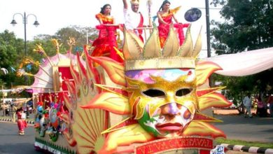 Goa Carnival celebrations