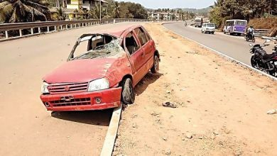 Photo of Tragedy strikes 3 youth from Khandepar while on a joyride