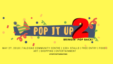 Photo of Shop it up at Pop It Up Turns 2 this weekend at Taleigao Community hall