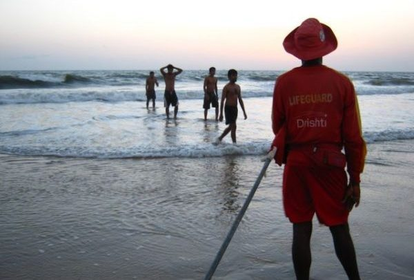 Drishti lifeguards