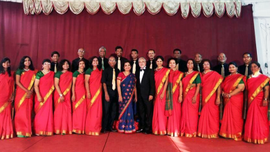 Photo of STUTI Choral Ensemble to perform at All Strings Attached: Volume 2 concert
