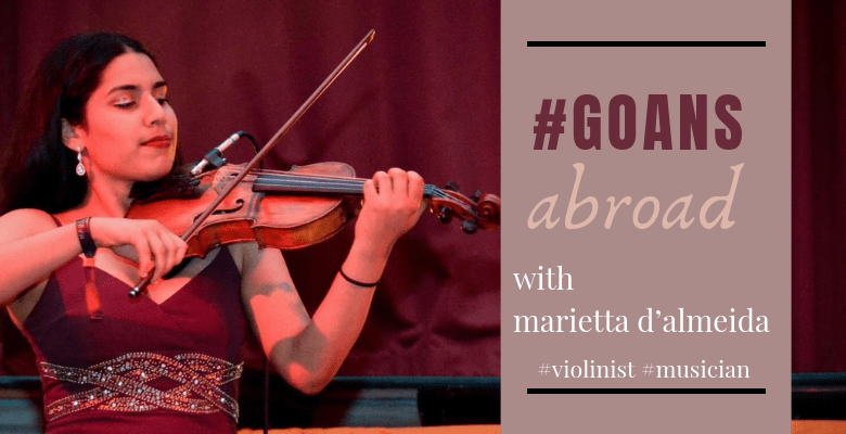 Goans Abroad with Marietta D'Almeida