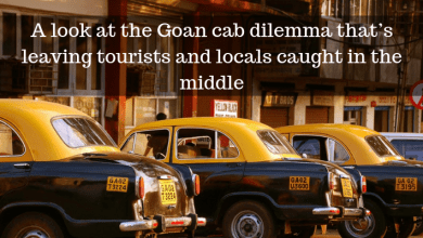 Photo of The Goan cab dilemma leaving tourists and locals caught in the middle