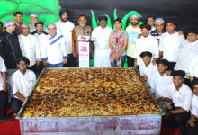 world's largest bread pudding