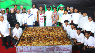 Photo of Goa attempts the Guinness Record for the world's largest bread pudding
