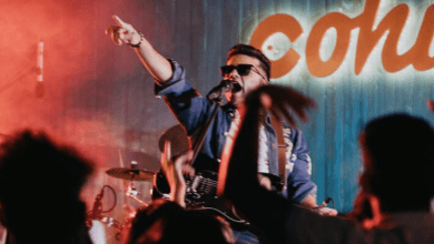 Photo of WATCH: Goan musician Ryan Mark debuts his rock n roll single 'Hold On Now'