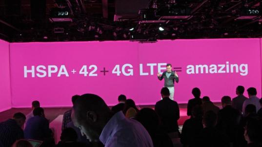 4G LTE T-Mobile lansoi