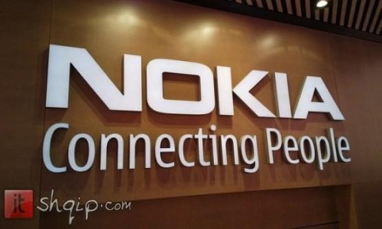 Nokia Logo Connecting People