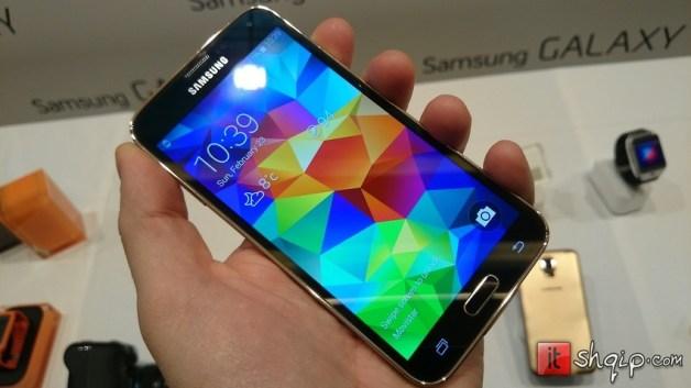 Ja si Samsung Galaxy S5 lexon rrahjet e zemrës