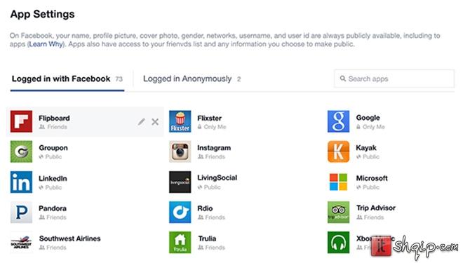 Facebook prezanton Anonymous Login dhe përditëson Facebook Login2
