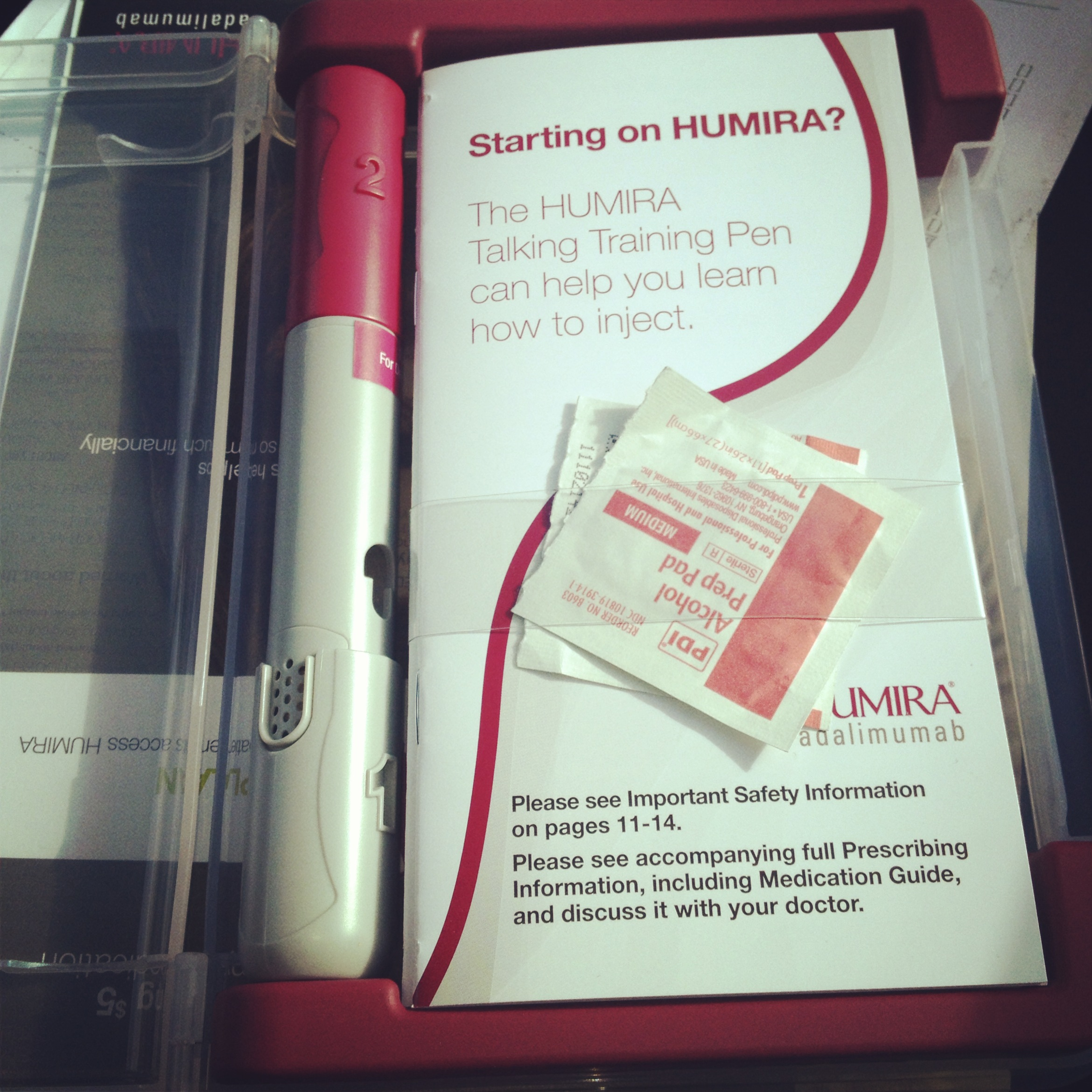 Medications – Humira for Psoriatic Arthritis