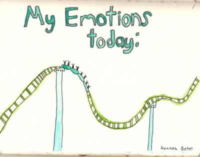 August: An Emotional Rollercoaster
