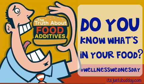 Do You Know What Is In Your Food?