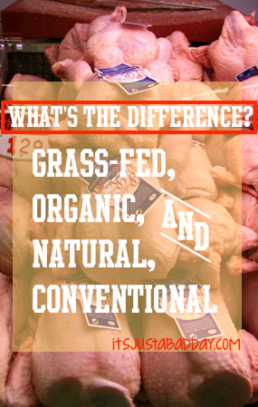 Benefit of Grass Fed, Organic Meat? Part 1