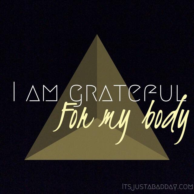 Loving Your Body #MiracleMonday