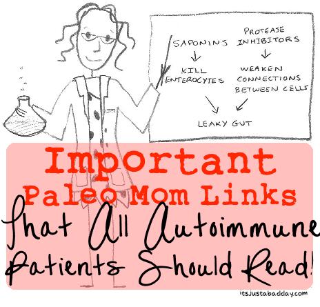 Autoimmune Paleo Resources